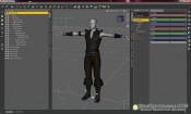 DAZ Studio скриншот 2