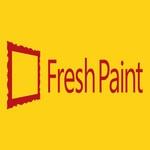 Программа для рисования масляными красками Fresh paint