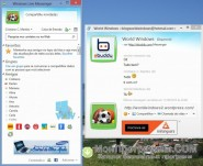 Windows Live Messenger скриншот 2