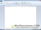 WordPad скриншот 1